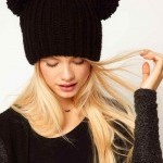 New Designs Of Winter Caps 2014-2015 For Girls-4