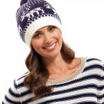 New Designs Of Winter Caps 2014-2015 For Girls-6