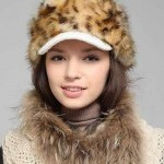 New Designs Of Winter Caps 2014-2015 For Girls-7
