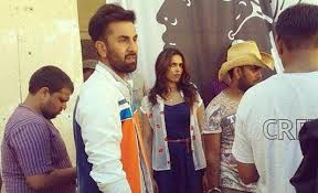 Ranbir Kapoor is Shooting for Tamasha (1)