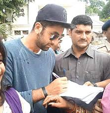 Ranbir Kapoor is Shooting for Tamasha (3)