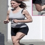 Hilary Swank - Celebrities with Cellulite
