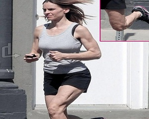 Hilary Swank – Celebrities with Cellulite