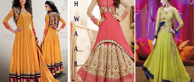 lehenga sarees, lehenga choli, beautiful angarakha, salwar suit, indian ethnic wear