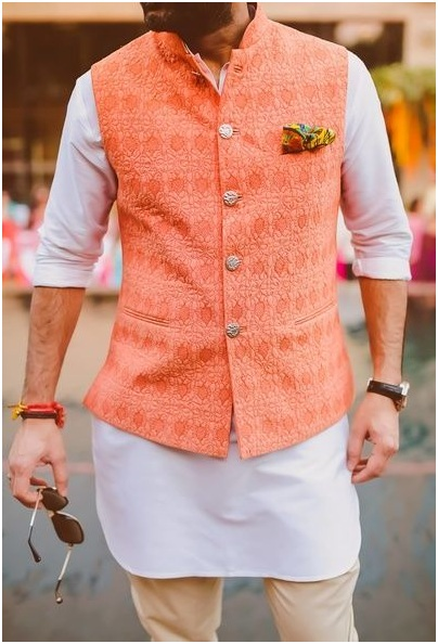 Indo-western styling for men, Trendy Indo-Western, Mens casual, Styling apparel