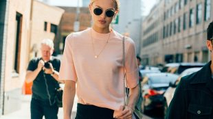 Fashion Trends for Her, Everything Pink, Slogan Shirts, Modern Version