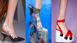 4 Spring-Summer Footwear Styles You Need